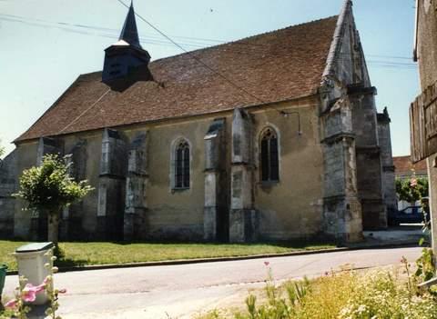Sougères-en-Puisaye - Eglise Saint-Pierre-et-Saint-Paul