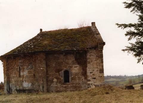 Sourniac - Chapelle Saint-Amand