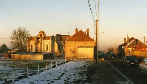 Saint-Germain - Eglise Saint-Germain l'Auxerrois