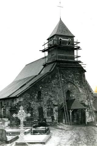Suizy-le-Franc - Eglise