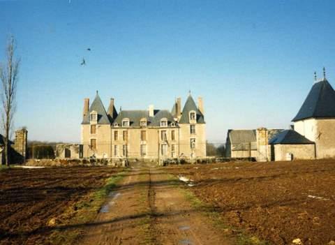 Terminiers - Chapelle Sainte-Anne