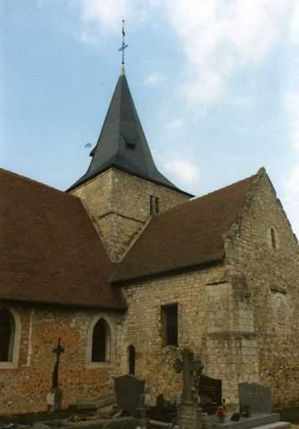 Thierville - Eglise Saint-Laurent