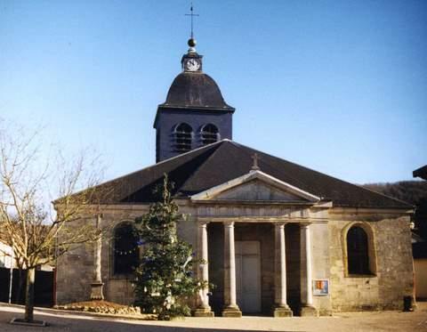 Thonnance-lès-Joinville - Eglise Saint-Didier