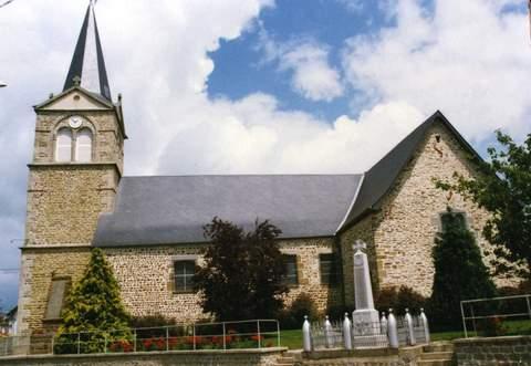 Thuboeuf - Eglise Saint-Martin