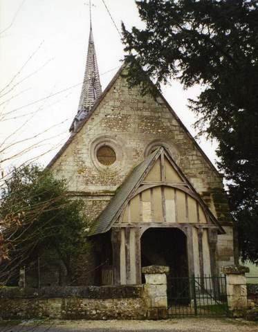 Touville - Eglise Saint-Germain l'Auxerrois