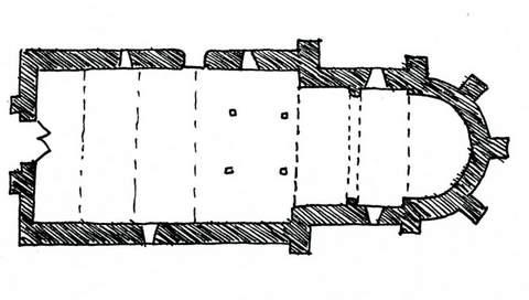 Tronsanges - Eglise Saint-Blaise-Saint-Abdon