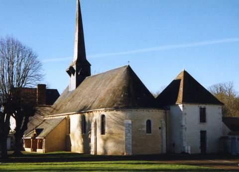 Varize - Eglise Saint-Pierre-et-Saint-Paul