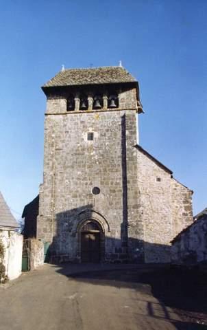 Vigean Le - Eglise Saint-Laurent