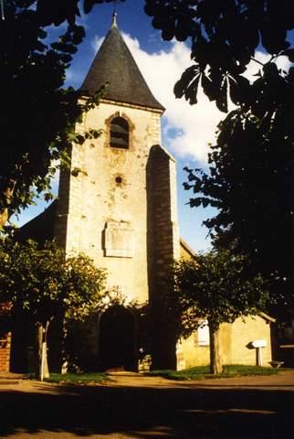 Volgré - Eglise Sainte-Barbe