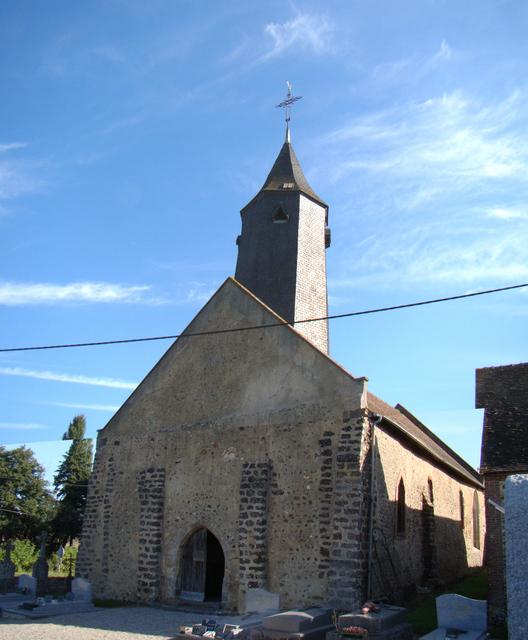 Armentières-sur-Avre - église Saint-Martin