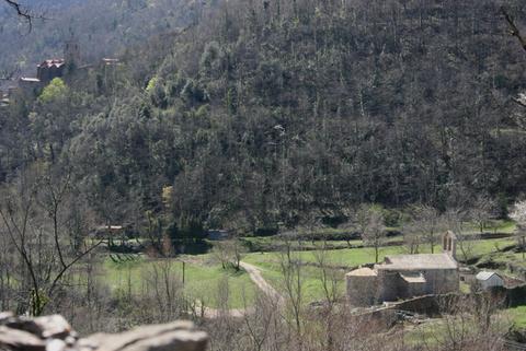 Baillestavy - Chapelle Sant-Andreu-de-Vallestavia