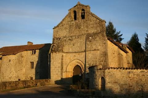 Breuilaufa - Eglise Saint-Jean-Baptiste