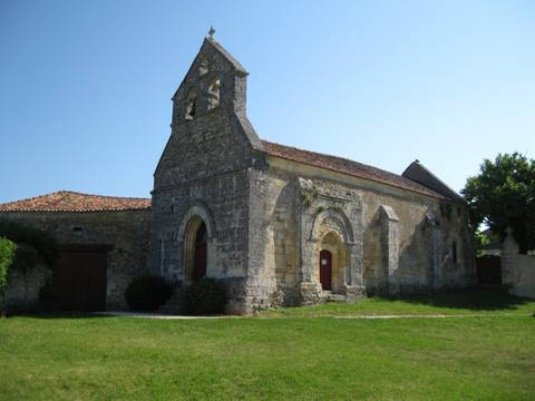 Connezac - Eglise