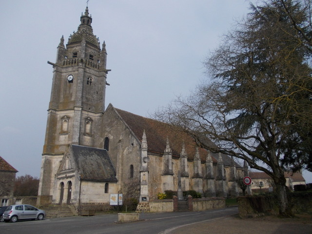 Courgeon - Eglise