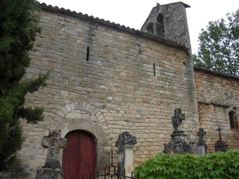 Espinas - Chapelle Saint-Martin-de-Cas