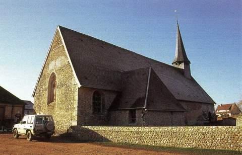 Droisy - Eglise de Panlatte