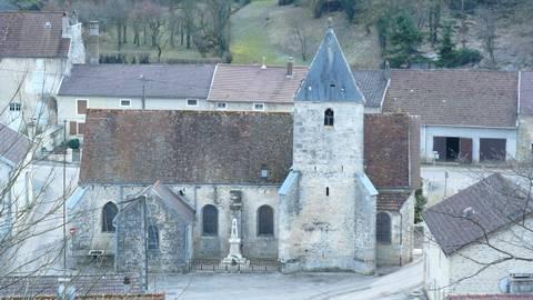 Lanques-sur-Rognon - Eglise Saint-Remy