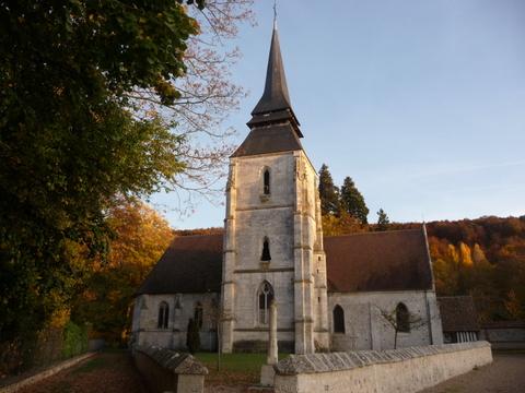 Amfreville-sur-Iton - Église Notre-Dame