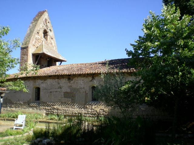 Saint-Nicolas-de-la-Grave - église Notre-Dame du Moutet