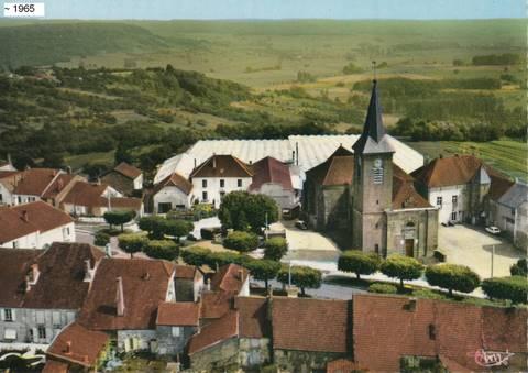 Terre-Natale - Eglise de Varennes-sur-Amance