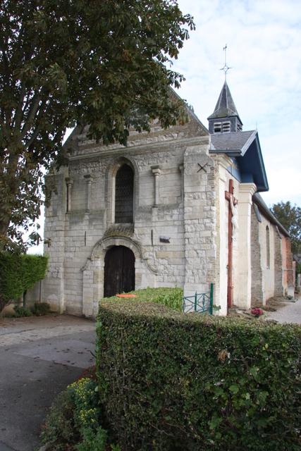 Wulverdinghe - église Saint-Martin